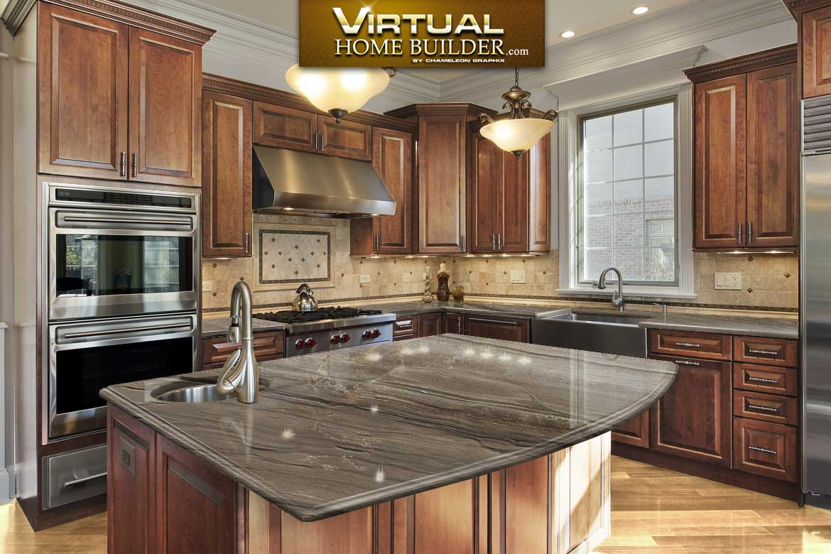 Virtual kitchen visualizers virtual home builder home for Kitchen planning tool
